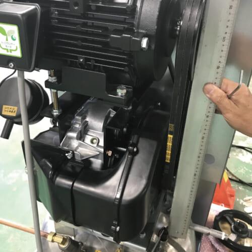 三栄商会 サンエイエアー 周波数変換 コンプレッサー