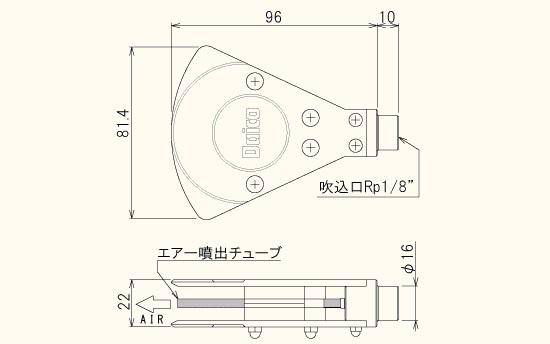 PGO-91寸法