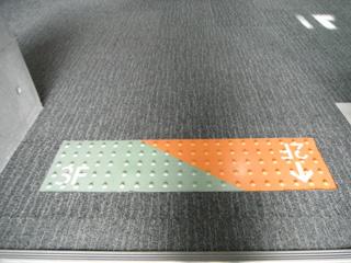 施設内エレベーター・階段・エスカレータサイン