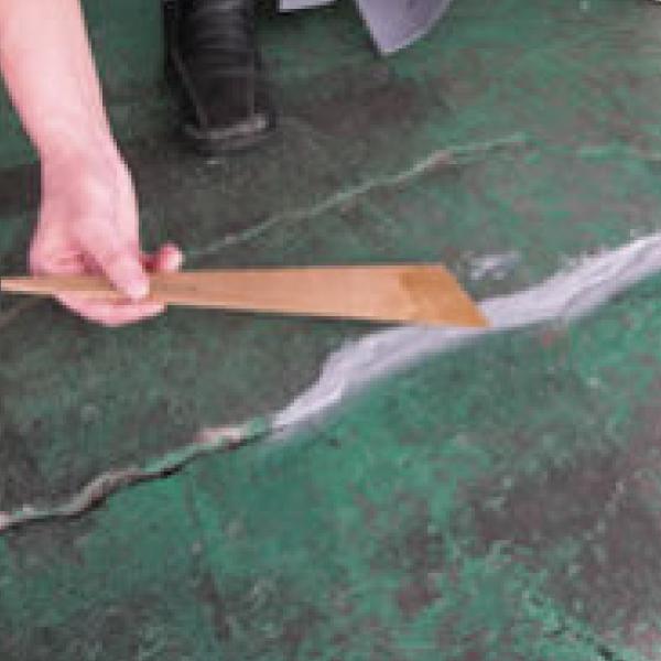 床補修材 スーパーウマール 床用パテ
