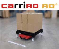 CarriRo AD キャリロ 運搬支援ロボット 物流支援ロボット