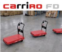 CarriRo キャリロ 物流支援ロボット 追従モデル