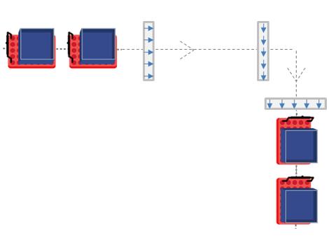 CarriRo キャリロ 物流支援ロボット 自律移動モデル