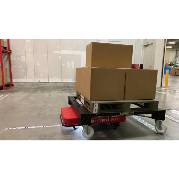 CarriRo® AD+、ライントレース機能搭載モデル3月より出荷開始