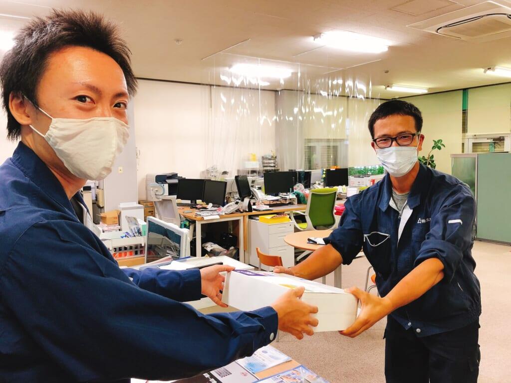三栄商会 サンエイエアー 社内活動 ブログ